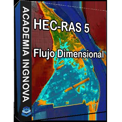 HEC-RAS 5.0.1.  ---- Acc Form 19117/001, 002 y 003, Acc Form 19107/001 y 002