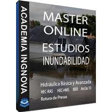 MASTER ESTUDIOS DE INUNDABILIDAD