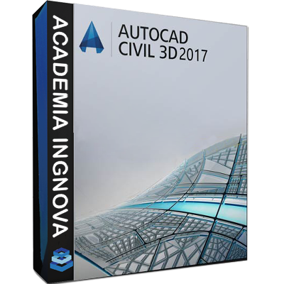AUTOCAD CIVIL 3D 2017    ---- Acc. Form. 20110 y Grupos 001, 002, 003