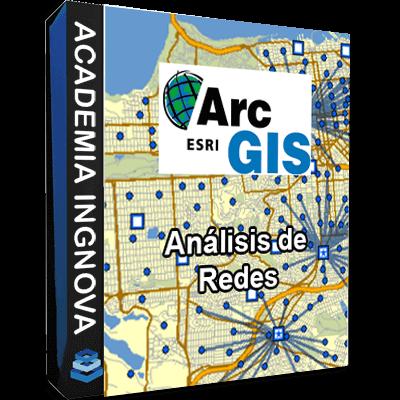 ArcGIS 10.1 Análisis de Redes