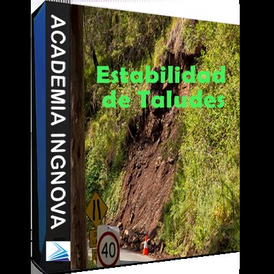 Análisis de Estabilidad de Taludes con GeoSLOPE   ---- Acc. Form. 20124/001