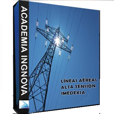 Cálculo Líneas Eléctricas Aéreas Alta Tensión con IMEDEXSA
