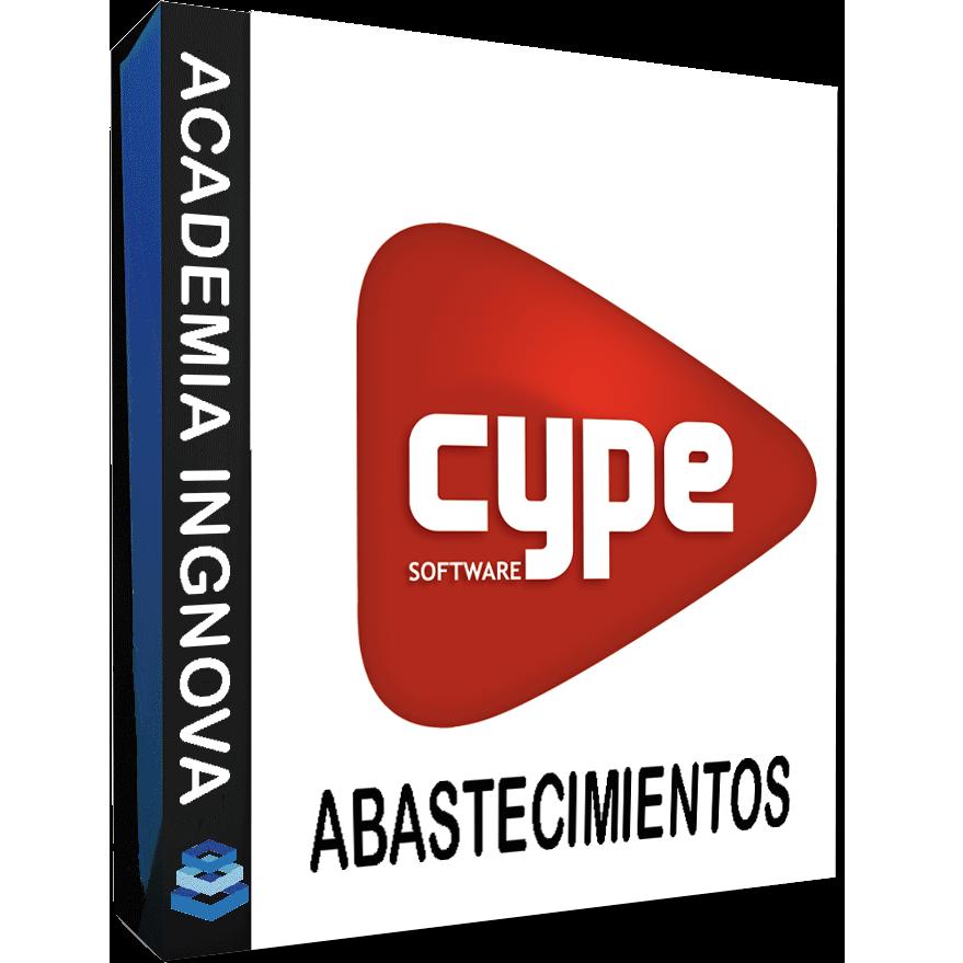 Diseño, Cálculo y Dimensionamiento de Redes de Abastecimiento con CYPE