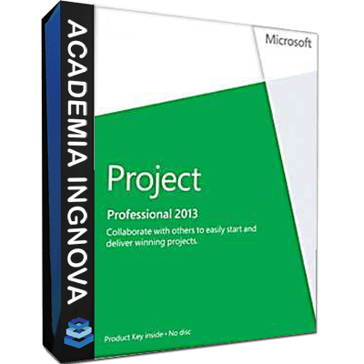 MICROSOFT PROJECT 2013 ----- Acc. Form. 20108/001