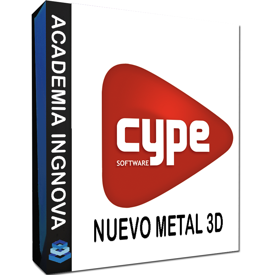 CYPE Nuevo Metal 3D      ---- Acc. form 20109/001, 002, 003, 004. 005, 006, 007 9/1